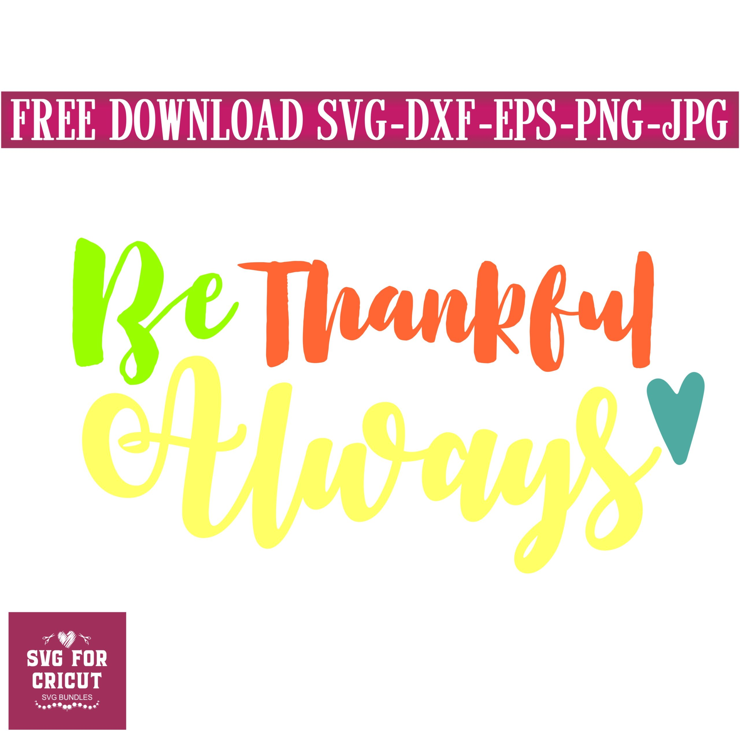 Always-be-thankful-svg