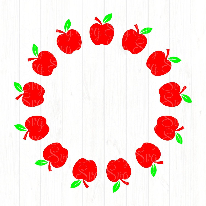 Apple-monogram-svgtshirt-svgteacher-apple-svgcircle-monogrammonogram-frameapple-svgcrafty-cuttablescricut-designssilhouette-design-5e21b444