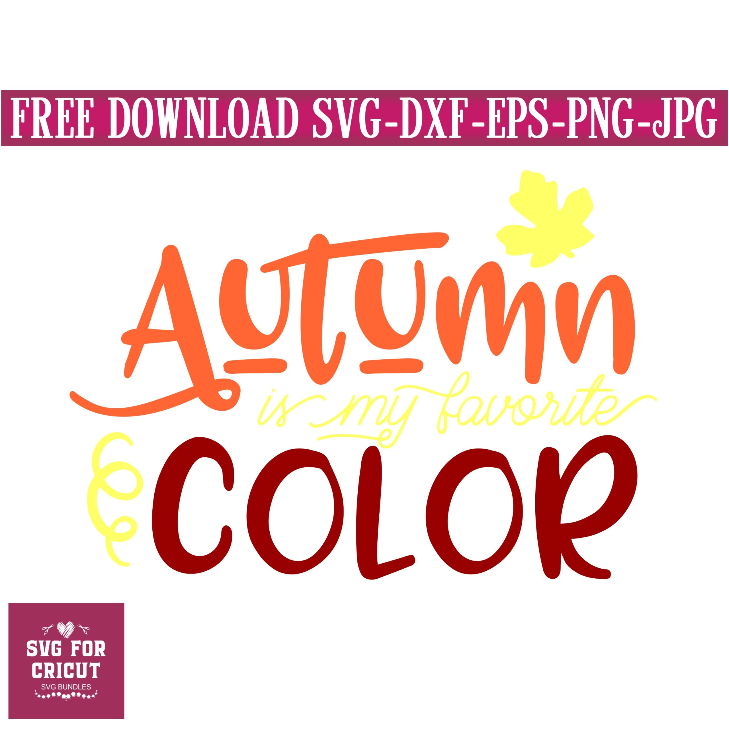 Autumn-my-favorite-color-svg-1