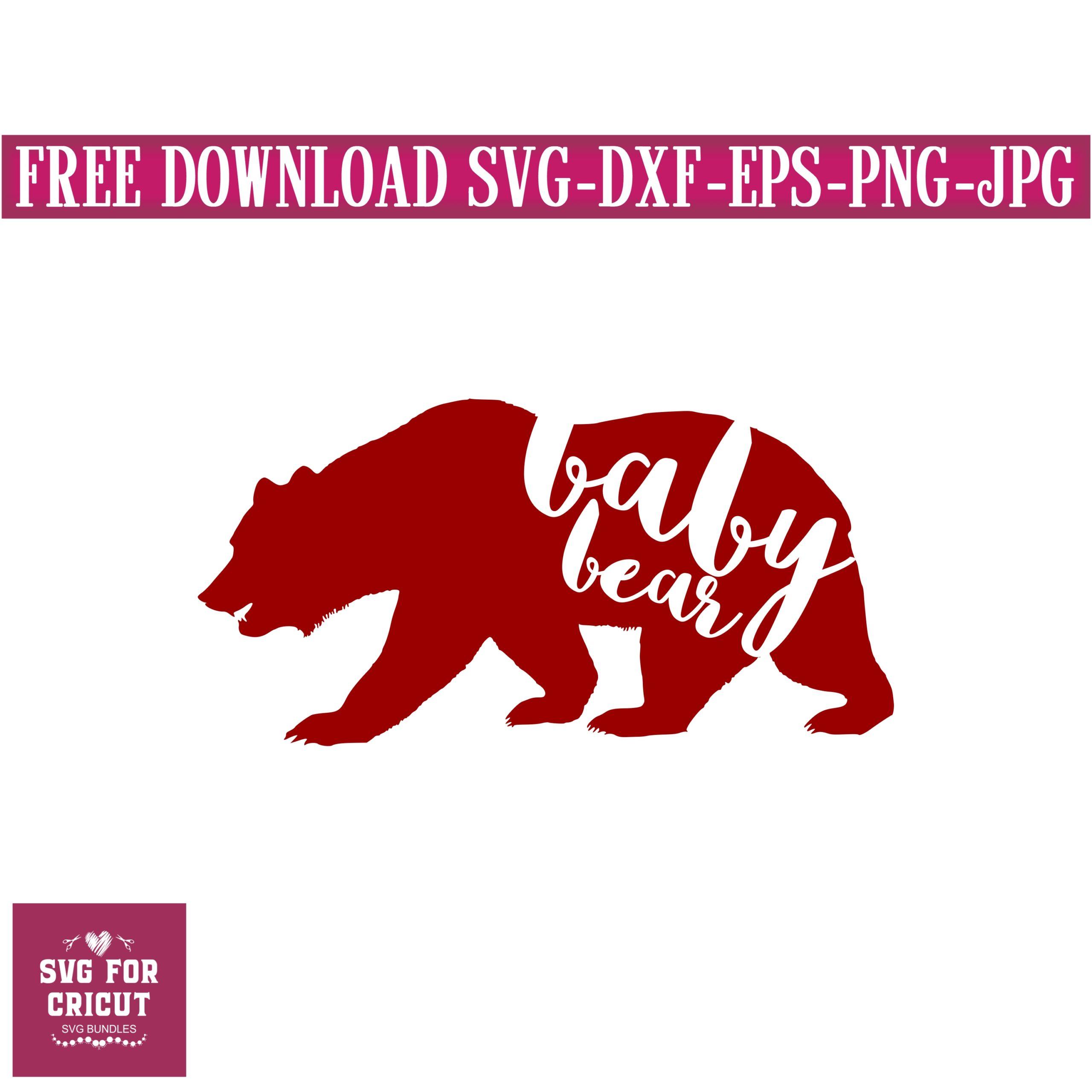 Baby-bear-svg