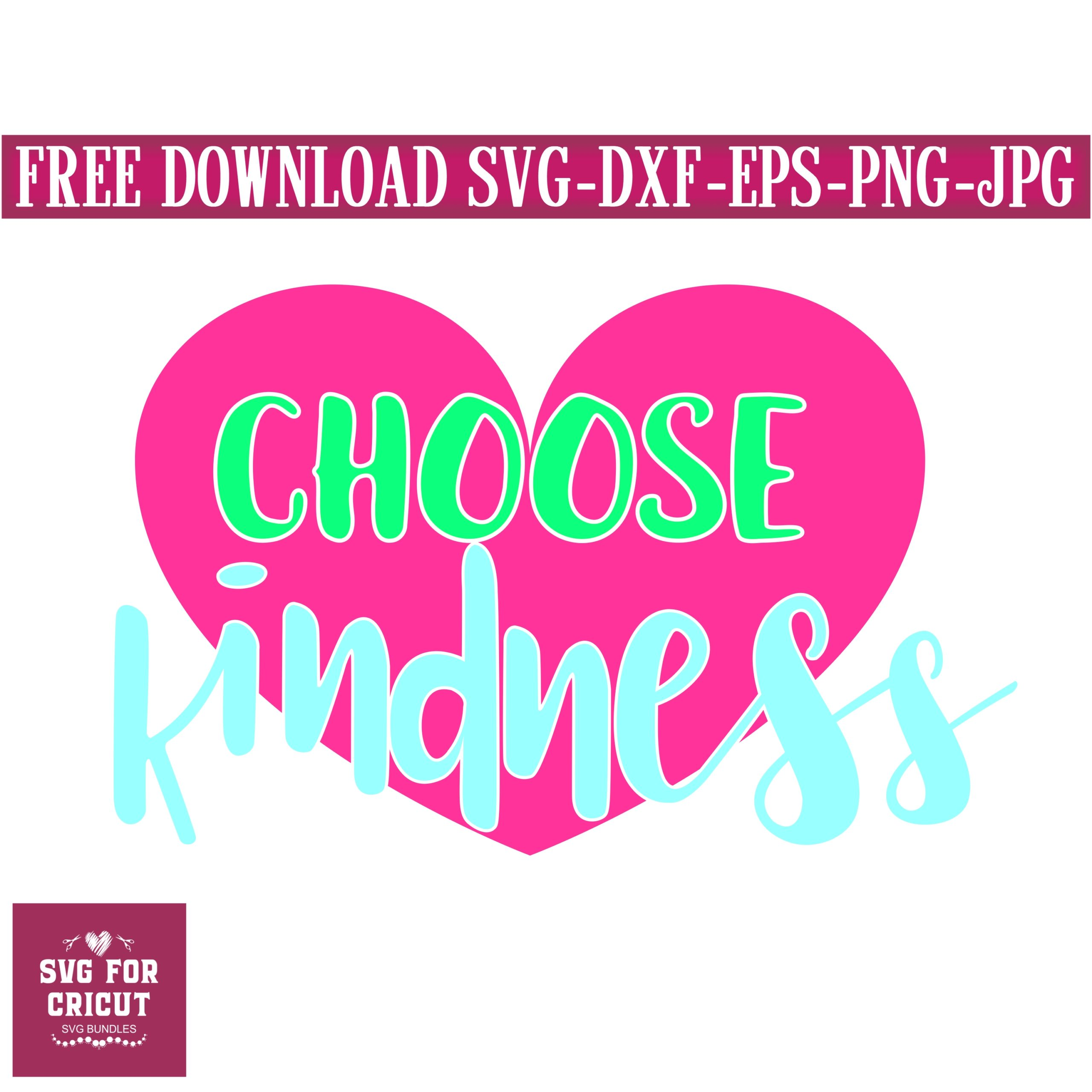 Choose-kindness-svg