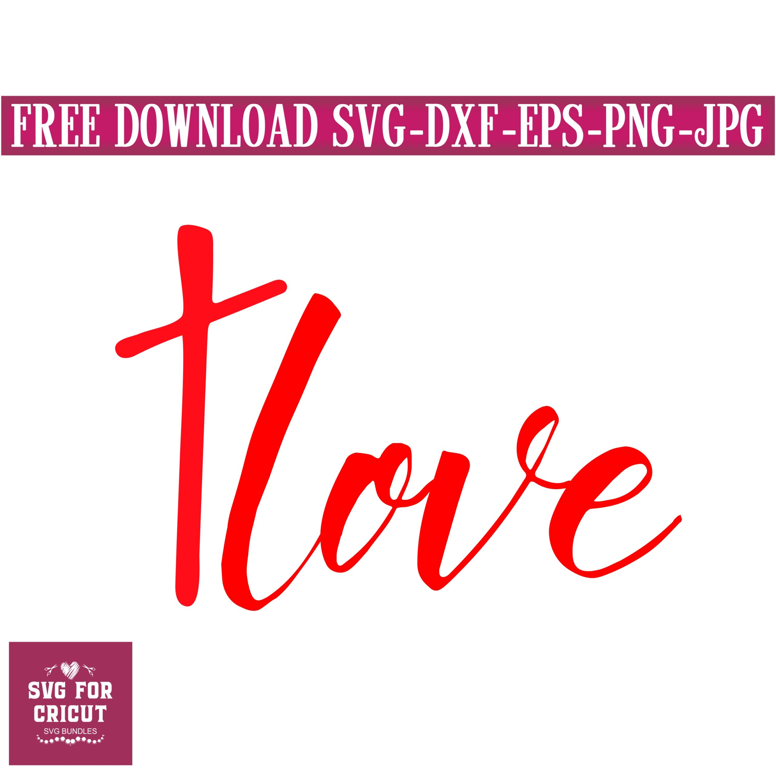 Cross-love-svg