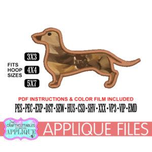 Dachshund-appliquedachshund-embroiderydachshund-digital-appliquedigital-embroideryapplique-filescricut-designssilhouette-designs-5e21d4a0