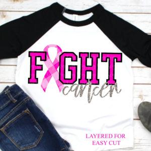 Fight-cancer-plaid-ribbon-svgawareness-svgbreast-cancer-svgtshirt-svgcancer-survivor-svgcancer-svgsvg-for-cricut-svgsilhouette-design-5e220739