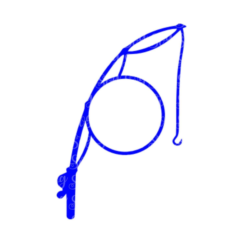 Download Fishing Rod Monogram Fishing Rod Svg Svg Monogram Fish Monogram Fishing Rod Monogram Svg Monogram Svg File Cricut Designs Silhouette Designs Svg For Cricut
