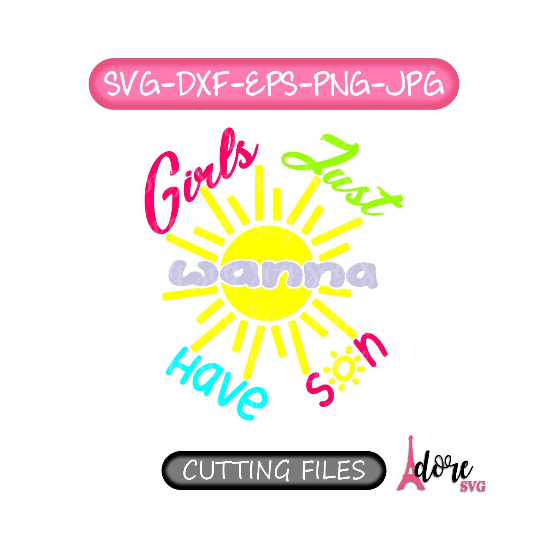 Girls-just-wanna-have-sun-svgsummertime-svgsummergirl-svgpreppy-svgsunglasses-svgcricut-designssilhouettebeach-clipartbeach-svg-5e223d0c