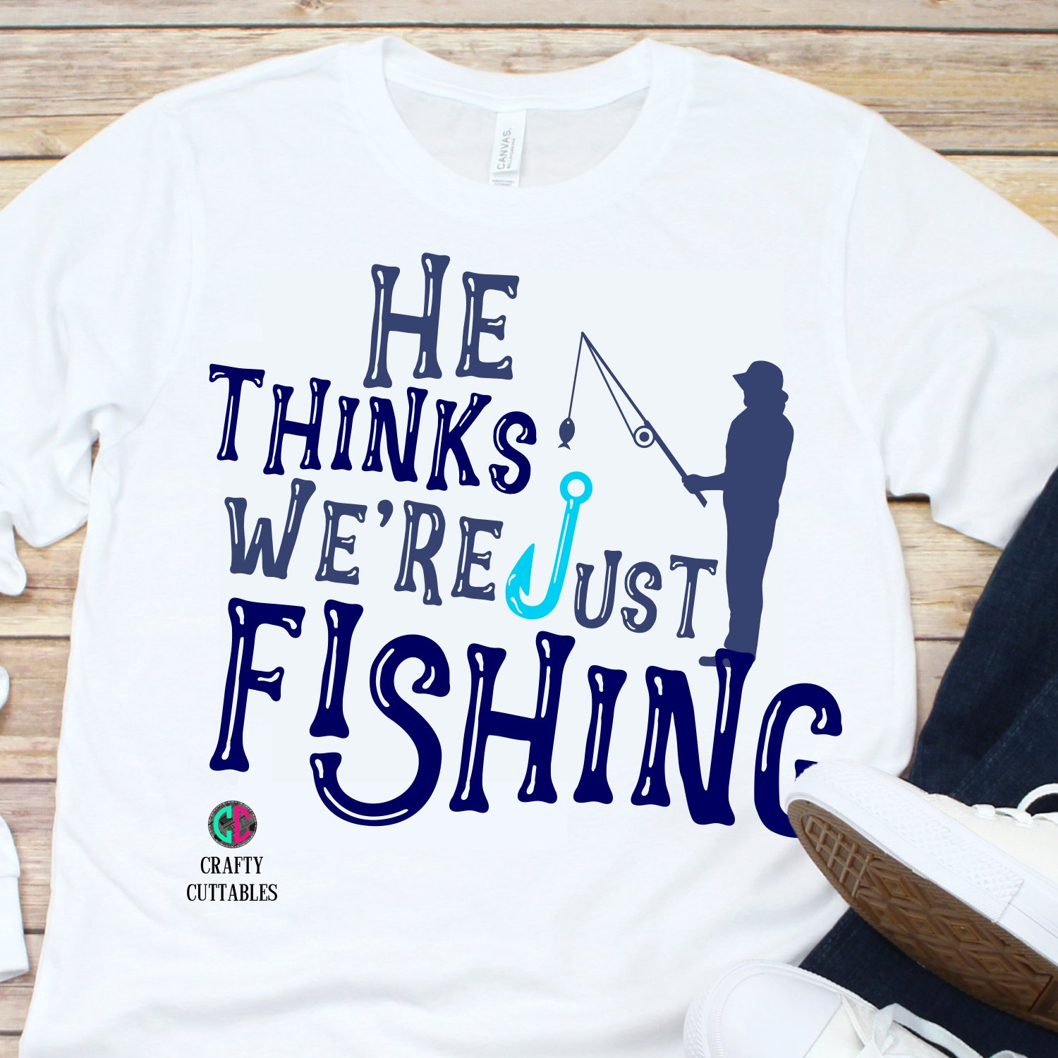 Download He Thinks We Re Just Fishing Svg Just Fishing Svg Fathers Day Svg Fathers Day Fathers Day Gift Fathers Shirt Fishing Svg Dad Svg Fishing Svg For Cricut