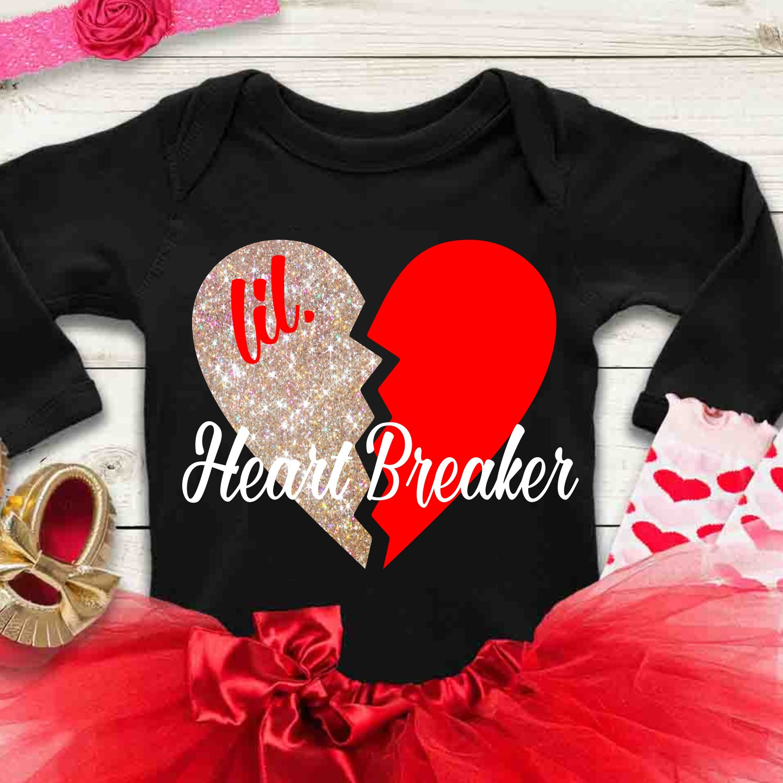 Heart Breaker Svg Valentines Day Valentine S Day Shirt Valentines Day Svg Love Svg Valentine S Svg Svg Dxf Girls Svg Files Cricut Svg Svg For Cricut