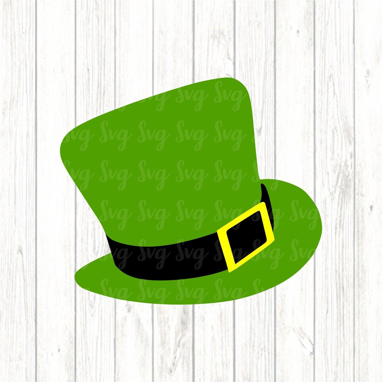 Leprechaun Monogram svg,Leprechaun svg,Leprechaun Hat svg,St.Patrick/'s svg,Tshirt svg,crafty cuttables,Cricut Design,Silhouette Design