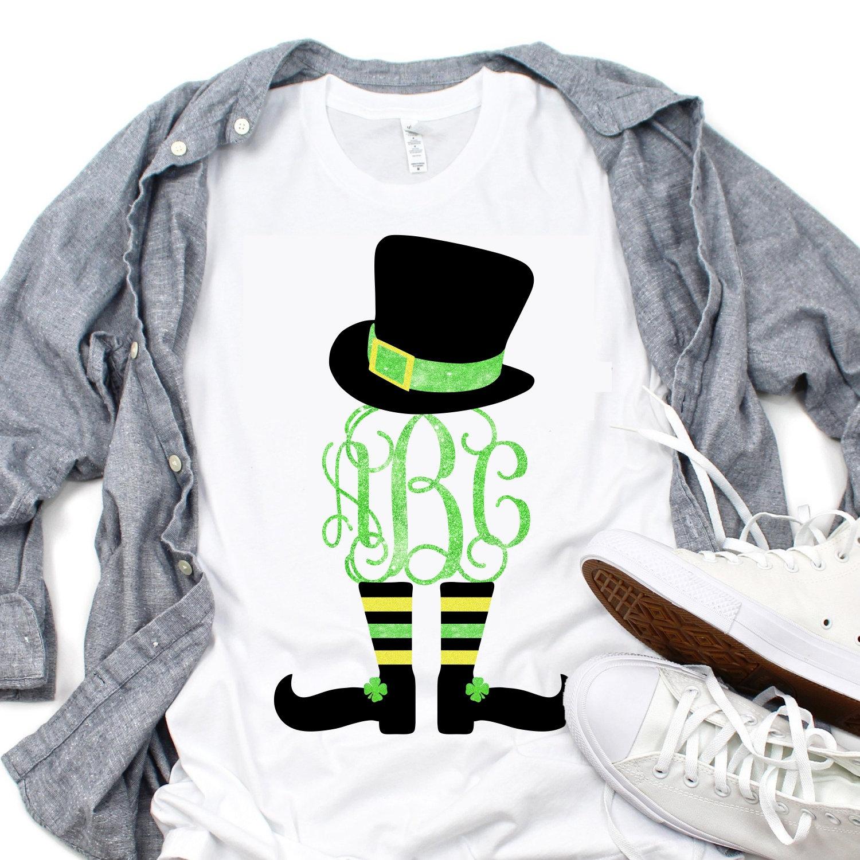 Leprechaun-monogram-svgleprechaun-svgleprechaun-hat-svgst-patricks-svgtshirt-svgcrafty-cuttablescricut-designsilhouette-design-5e21ba5e
