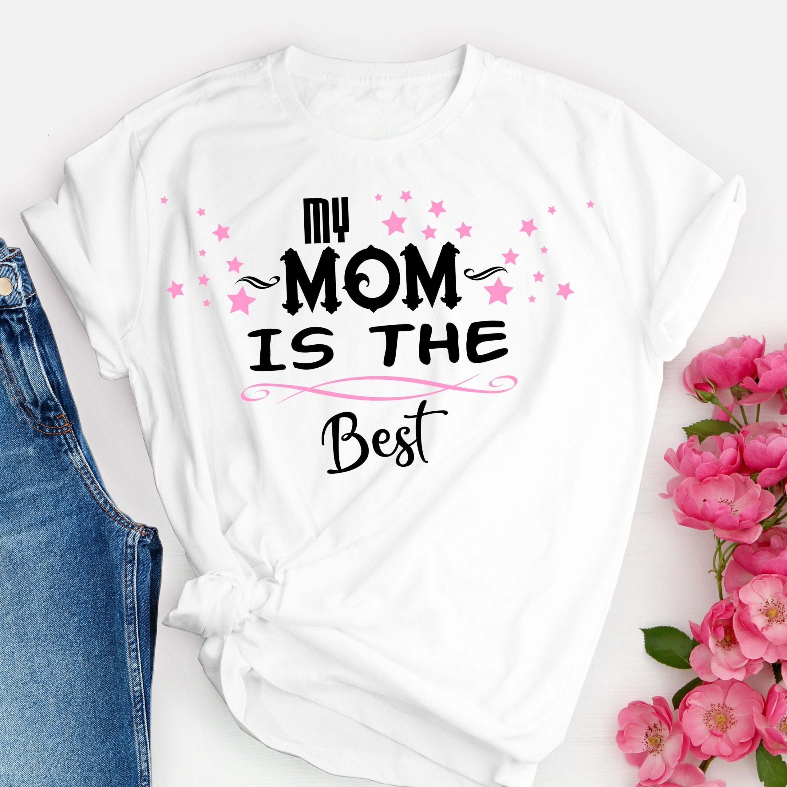 Free Download for free in png, svg, pdf formats 👆. Mothers Day Svg Mom Svg Svg My Mom Is The Best Svg Svg Eps Dxf Clover Svg Happy Mothers Day Svg File For Cricut Svg For Cricut Svg For Cricut SVG, PNG, EPS, DXF File