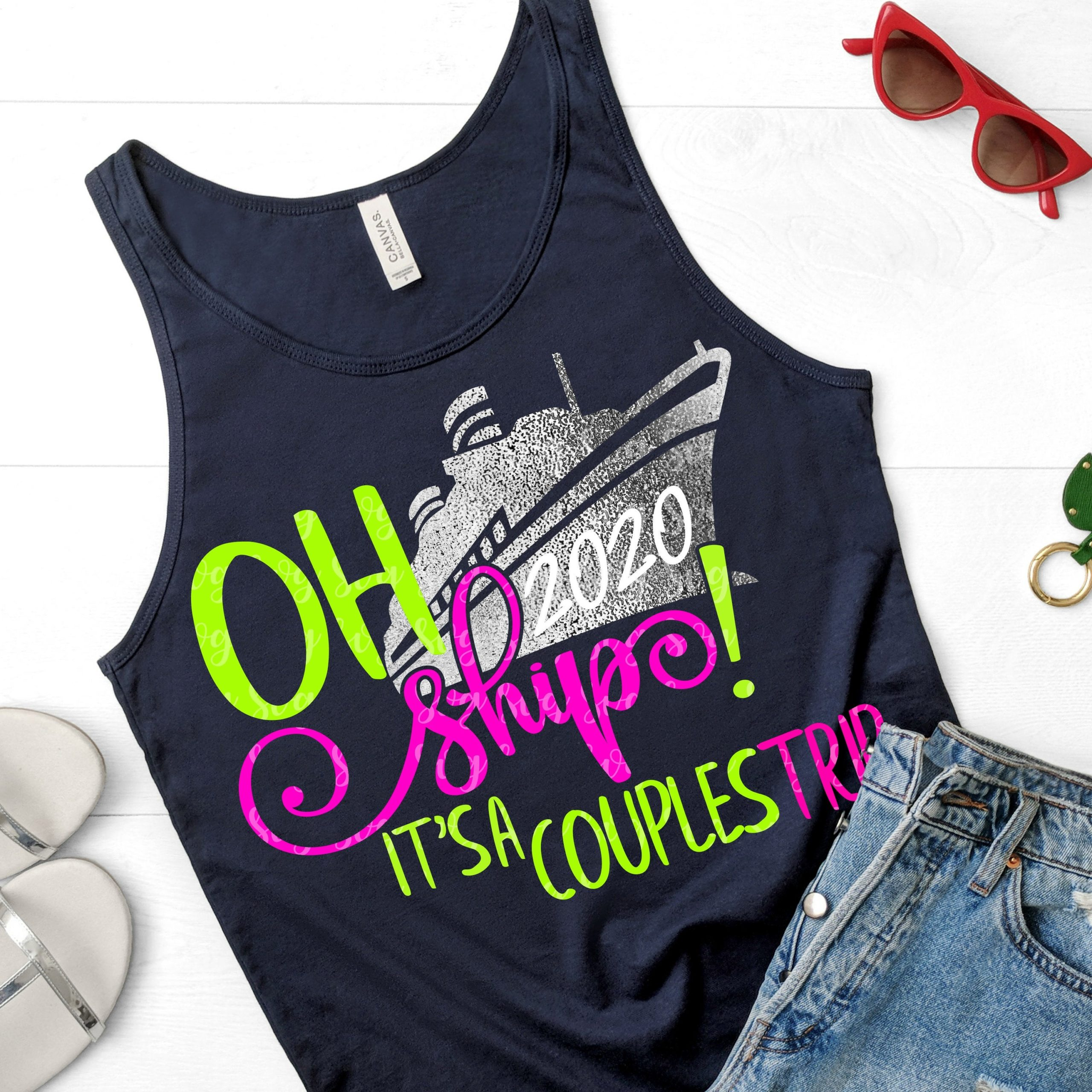 Oh Ship Svg It S A Couples Trip Svg Cruise Svg Couples Vacation Svg Summer Svg Nautical Svg Boat Svg Cruising Vacation Svg Cruise Ship Svg Svg For Cricut
