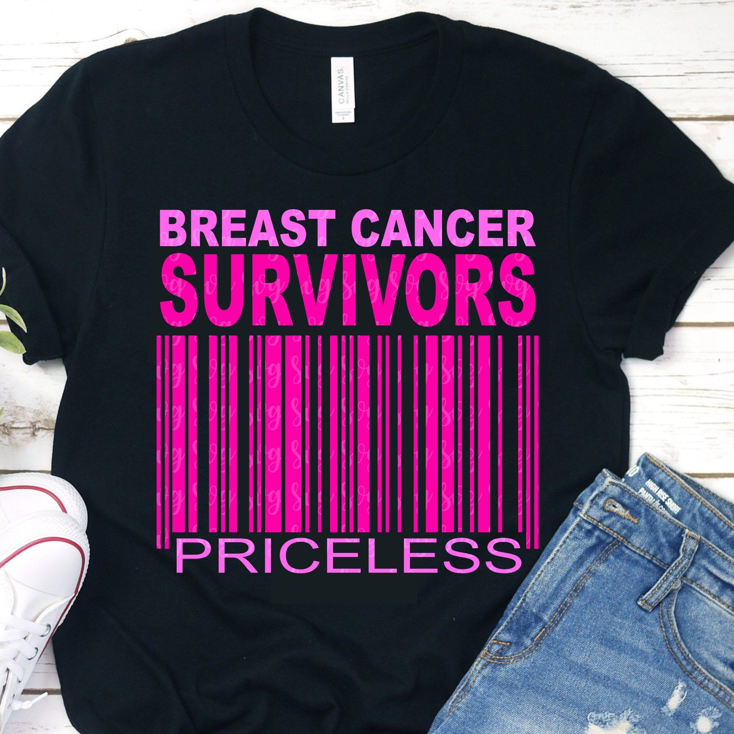 Priceless Breast Cancer Awareness Svg Breast Cancer Svg Cancer