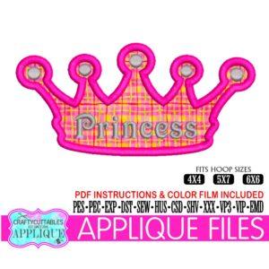 Princess-appliqueprincess-applique-fileprincess-embroideryprincess-appliquesprincess-fileapplique-filecricut-designssilhouette-design-5e21d27f