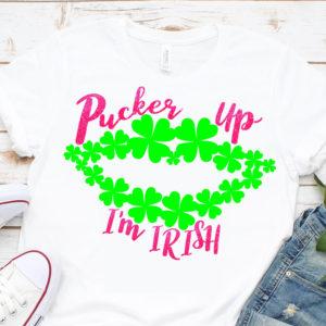 Pucker-up-svgst-patricks-kiss-svgclover-lips-svgst-patricks-svgim-irish-tshirtcrafty-cuttablescricut-designsilhouette-design-5e21bb24