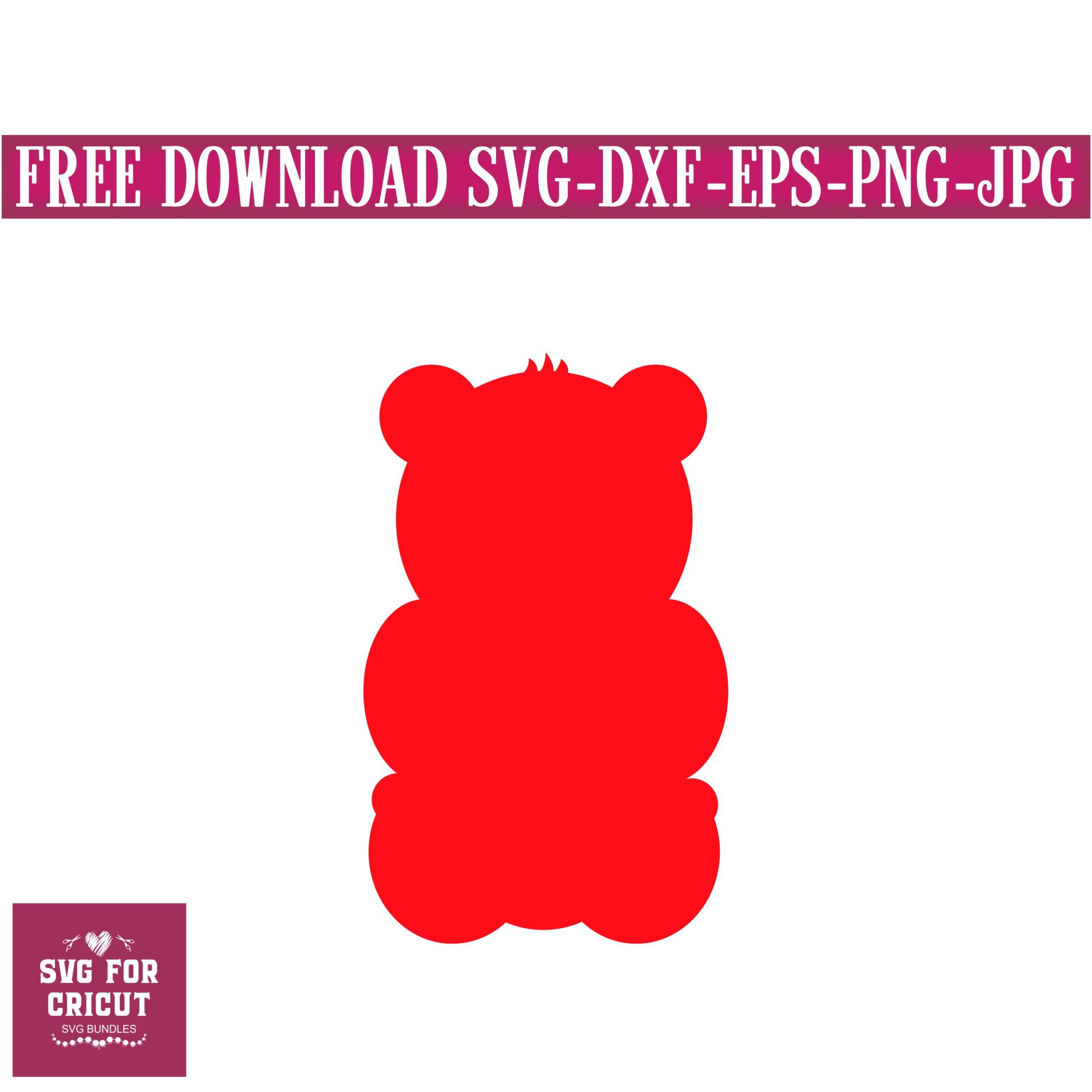 Teddy-bear-svg