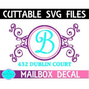 Vine-mailbox-frame-svgornament-clip-artmonogram-framemailbox-decalmail-box-decalcricut-designssilhouette-designs-5e221f95