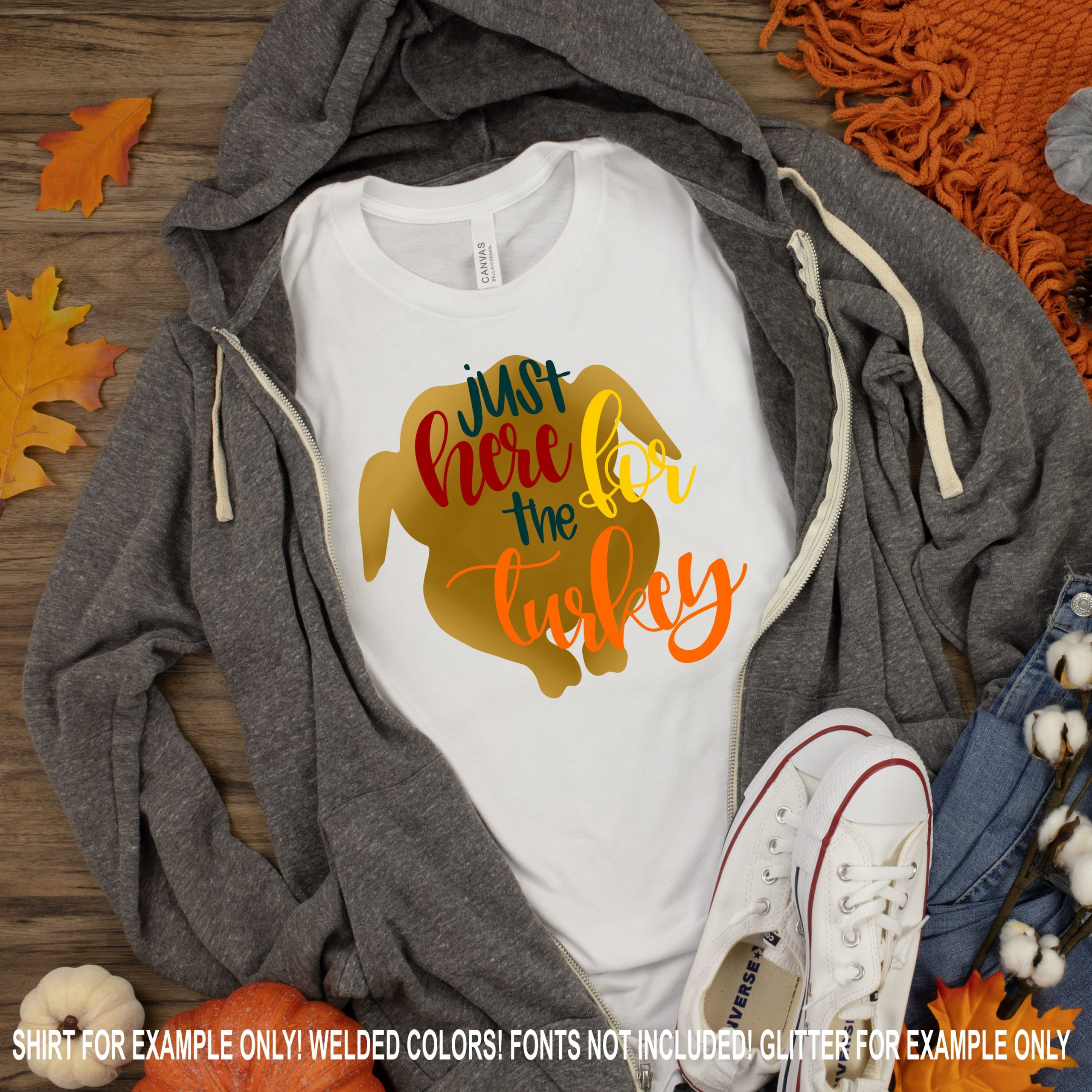 Just Here For The Turkey Svg Thanksgiving Svg Family Thanksgiving Shirt Svg Thanksgiving Turkey Day Svg Svg For Cricut Svg Thanksgiving Svg For Cricut