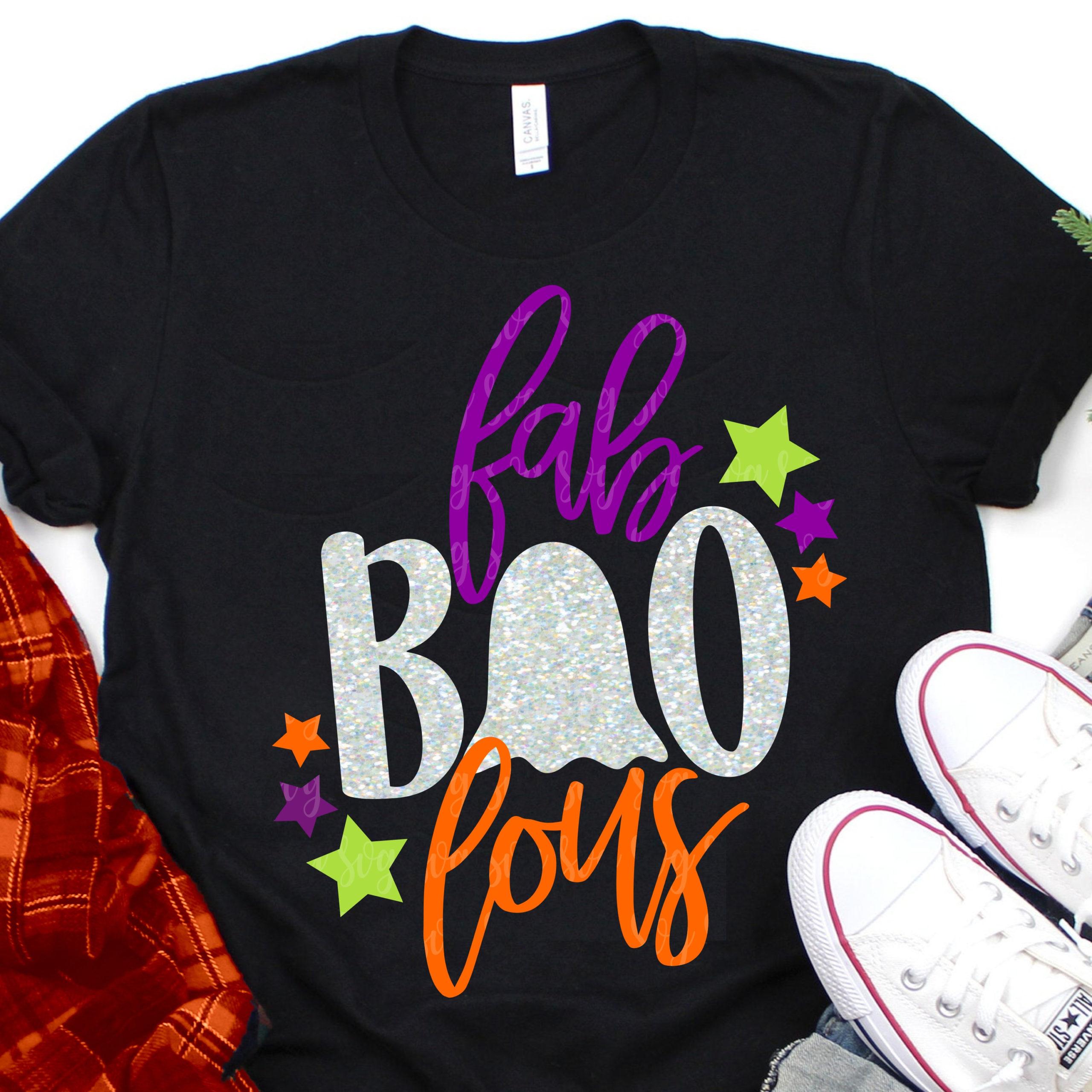 Fab Boo Lous Sublimation PNG Clip-art Halloween Sublimation Clip-art-Digital file