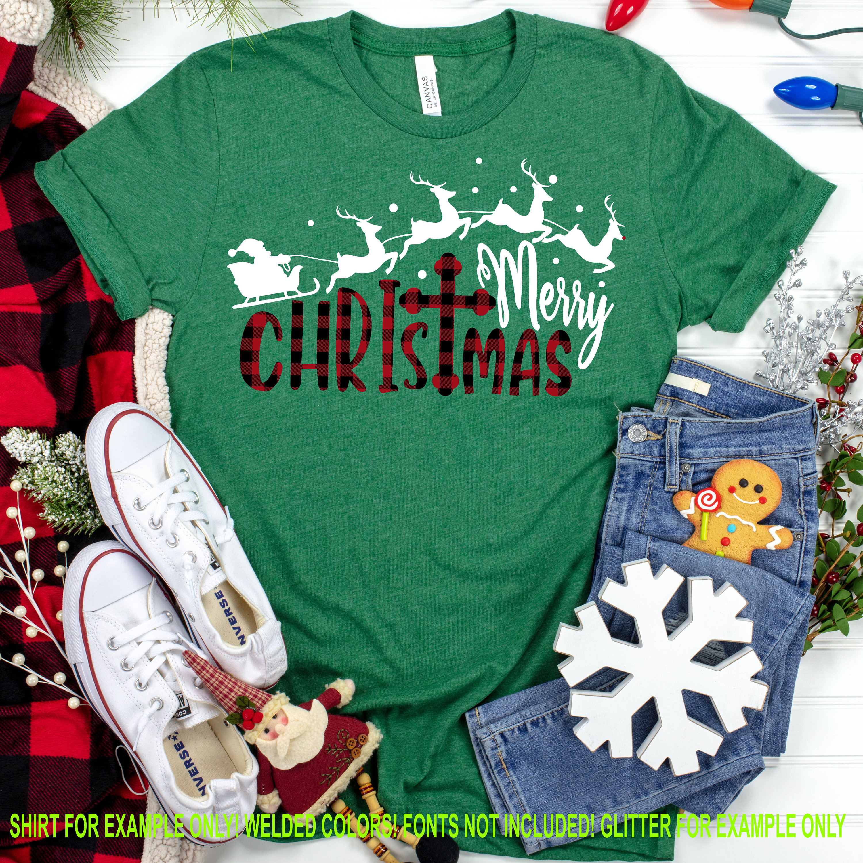 Merry-christ-mas-plaid-santa-svg-plaid-santa-svgbuffalo-plaid-santa-sleigh-svgplaid-christmas-svgchristmas-svg-designchristmas-cut-file-5fa092c1